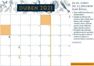 kalendář ktisku